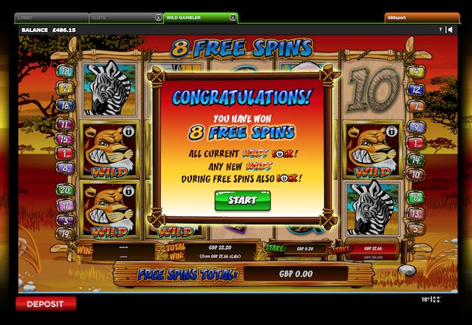 888 casino free play offers